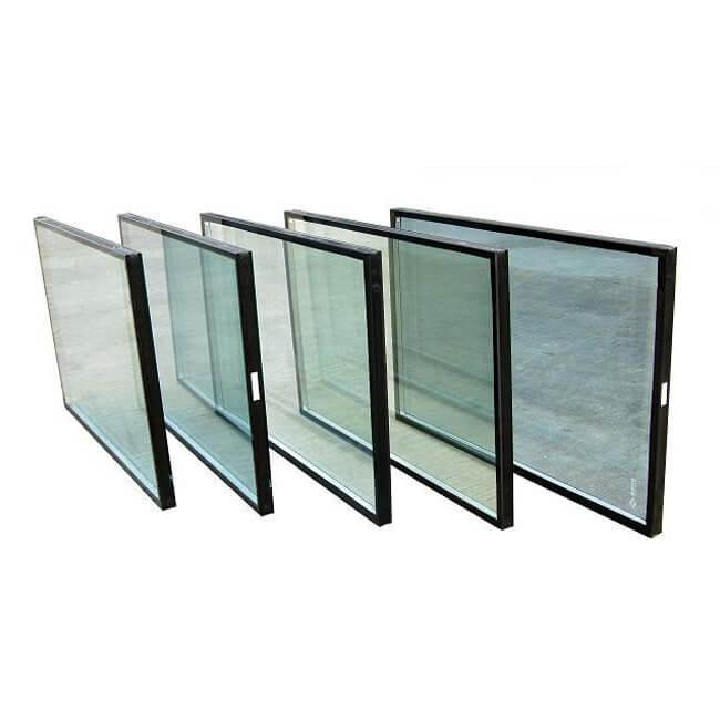 Double Low E and Heat Reflective Insulating Glass Unit IGU