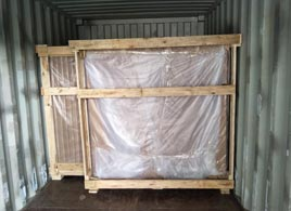 Plywood Crate and Carton Box Package