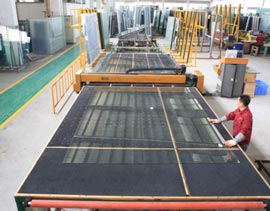 Glass Cutting Processing