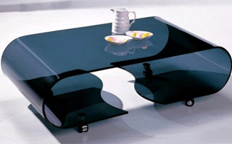 Dong Guan 3nd branch factory established specialized in finished furniture products like glass dining table / glass coffee table / glass tv stand