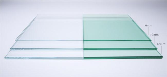 Eisenarmes Glas, ultraklares Glas, Großhändler für gehärtetes Glas