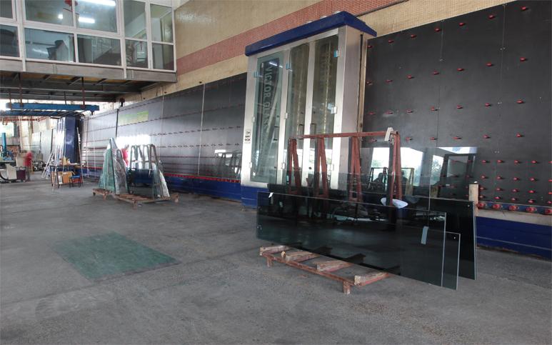 Auto glass insulating production line-insulated glass IGU