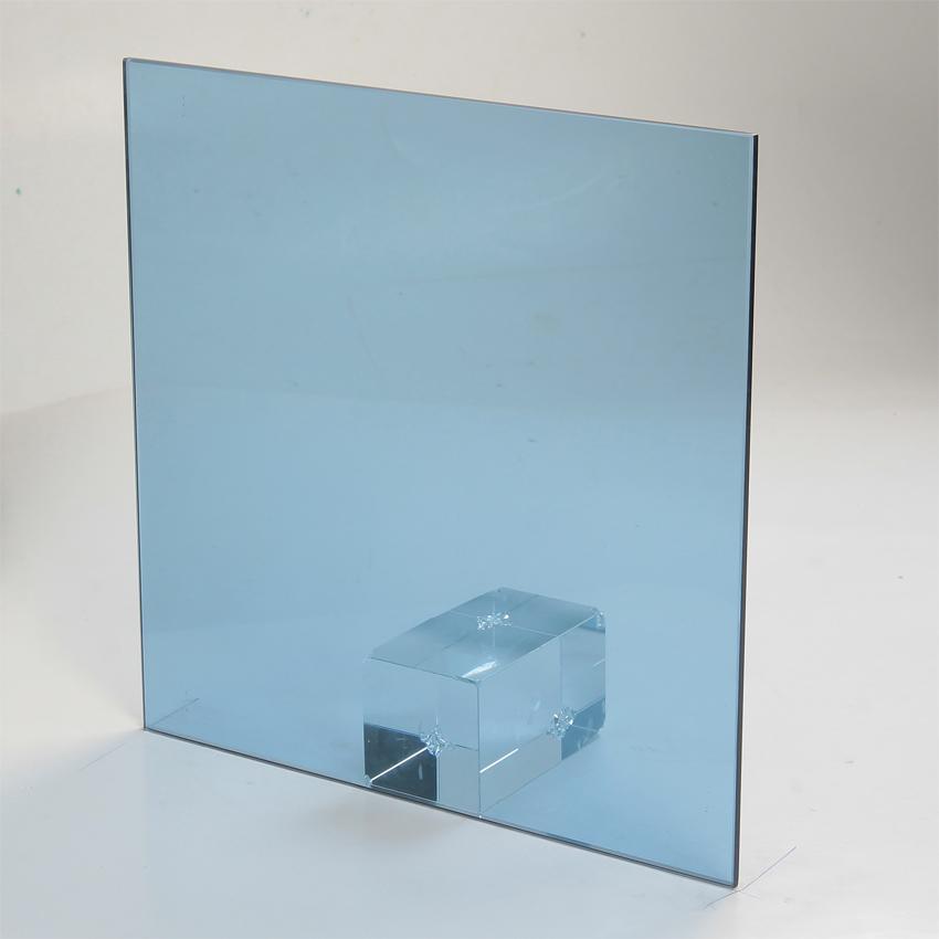Heat-reflective Glass