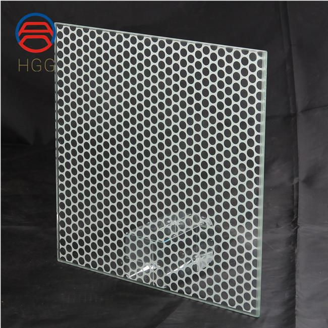 Enameled Glass  Color Glazed Tempered Glass - Ceramic Glass