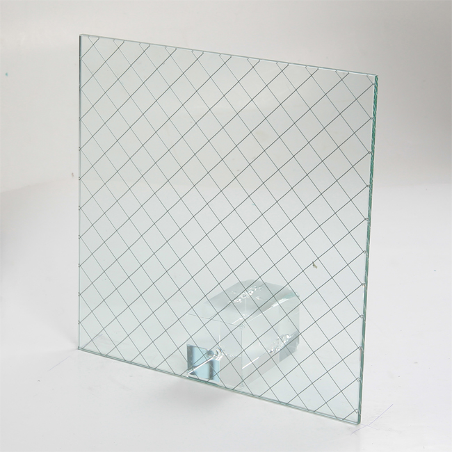 Wire Glass, Fire Resistant Glass, Tempered Glass Factory