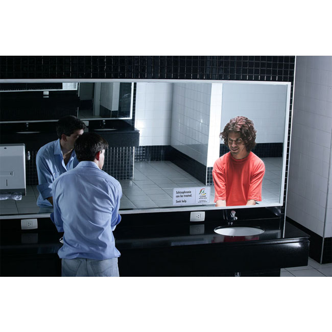 Magic Mirror Display Glass Glass Cover Float Glass