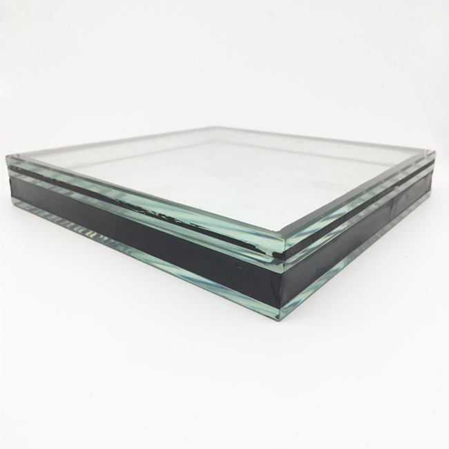 Low-e Laminated insulating glass