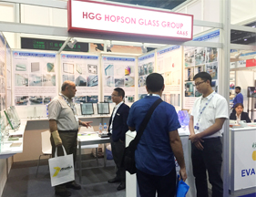 HGG Hopson Glass Group attend 2017 Gulf Glass Expo