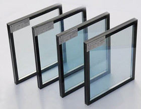 What is the role of insulated glass?
