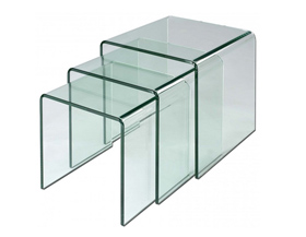 Application Features of Heat Bent Glass